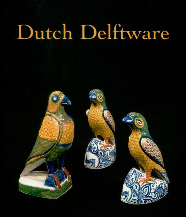 Dutch Delftware book