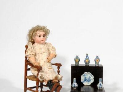 Dutch Delft Pottery Miniatures