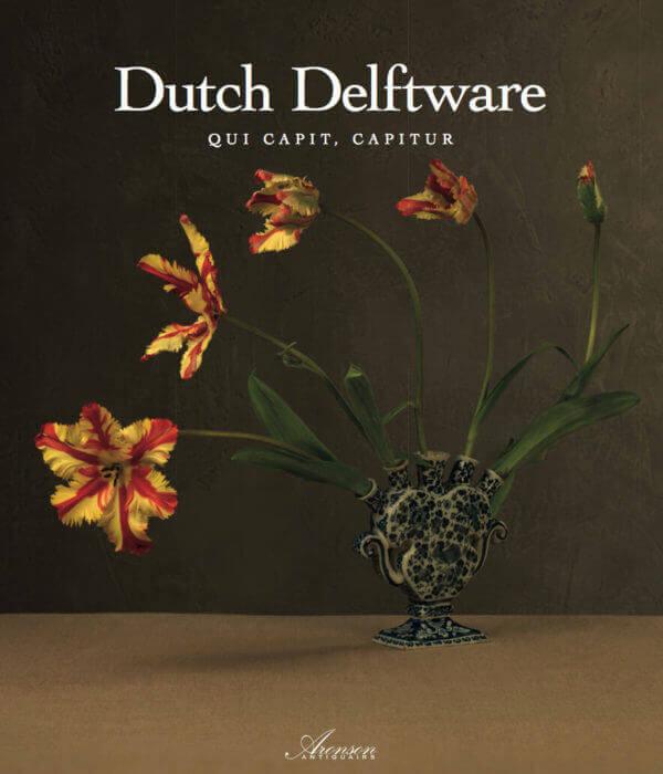 Cover Of Dutch Delftware Publication 2015