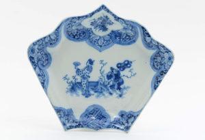 Antique Dutch Pottery Delftware Dishes