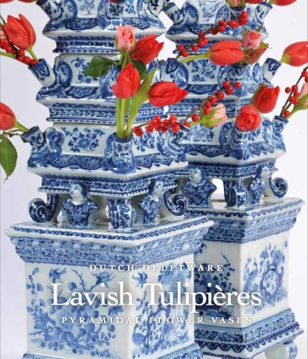 Lavish Tulipières book cover