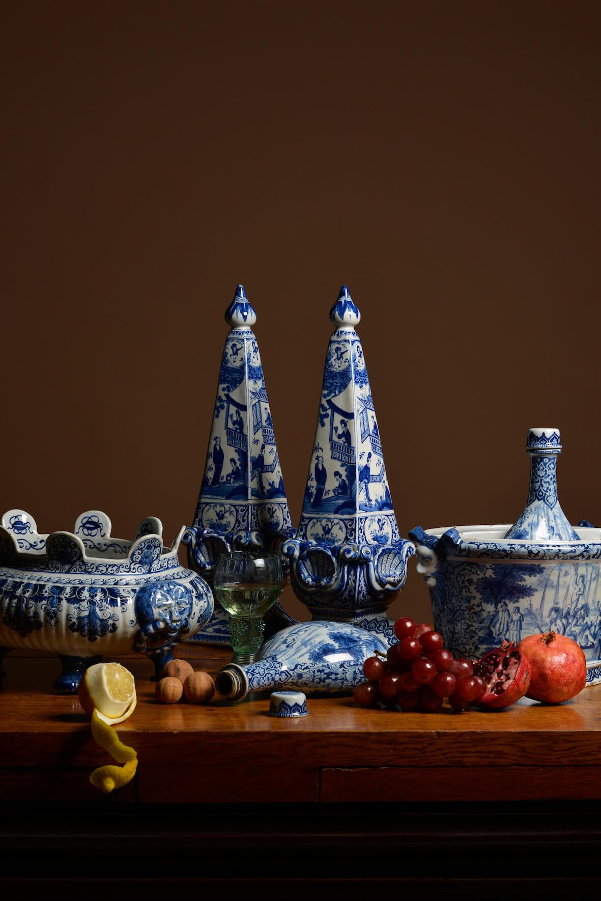 'Sur La Table' In The 17th & 18th Century