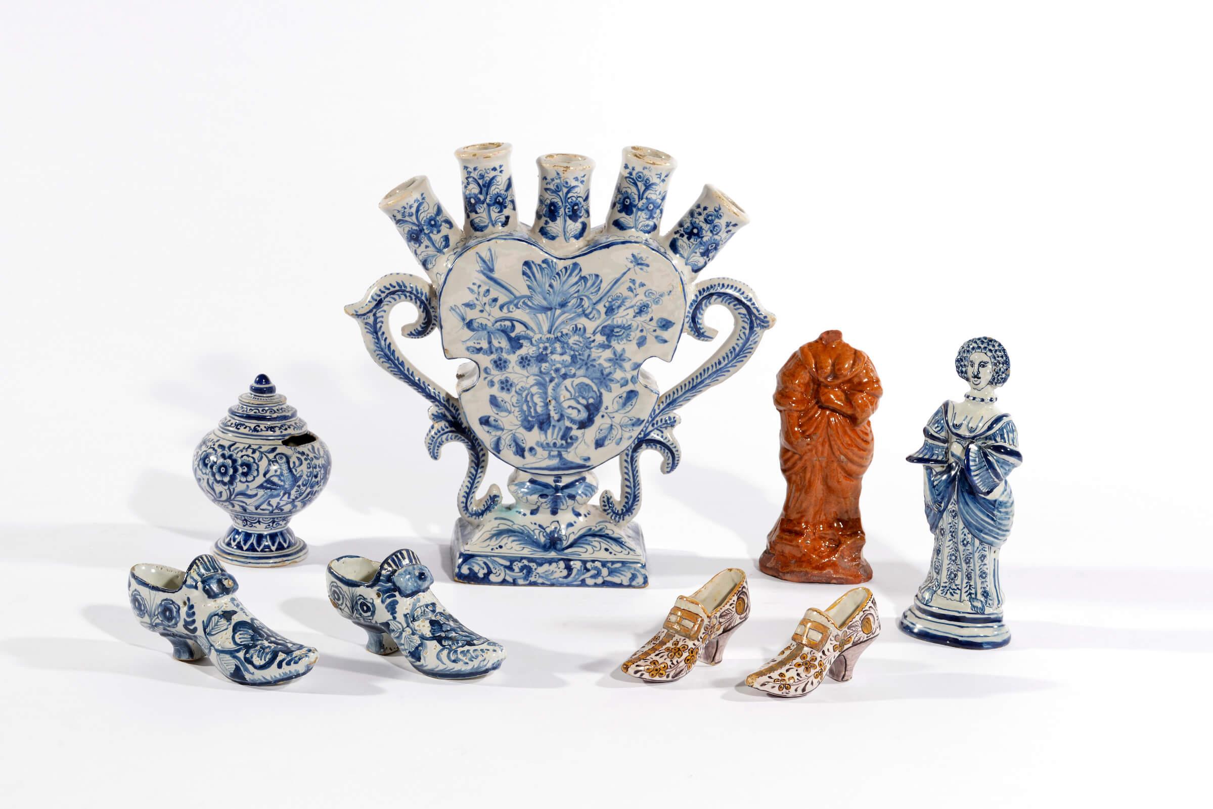Aronson Antiquairs Frisian Ceramics From Harlingen