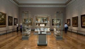 Delftware Gallery Museum Of Fine Arts, Boston