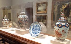 Delftware Exhibition. Philadelphia Museum Of Art