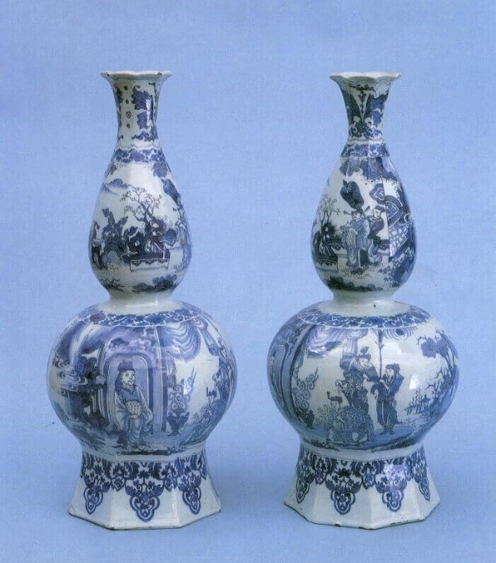 Vases collection Wawel Castle, Krakow