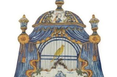 Delftware Wonders In Musée Des Arts Décoratifs, Louvre Paris
