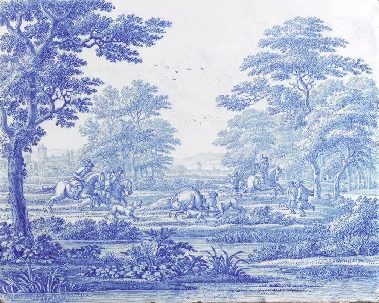 Plaque Frederik van Frijtom. Musée de l