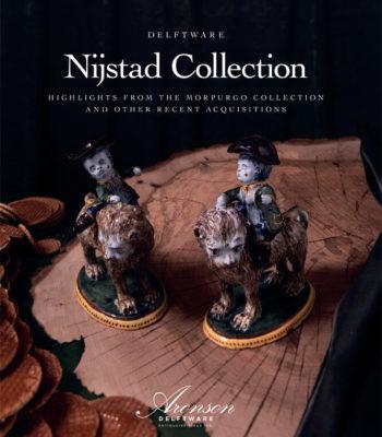 Delftware, Nijstad Collection, 2017