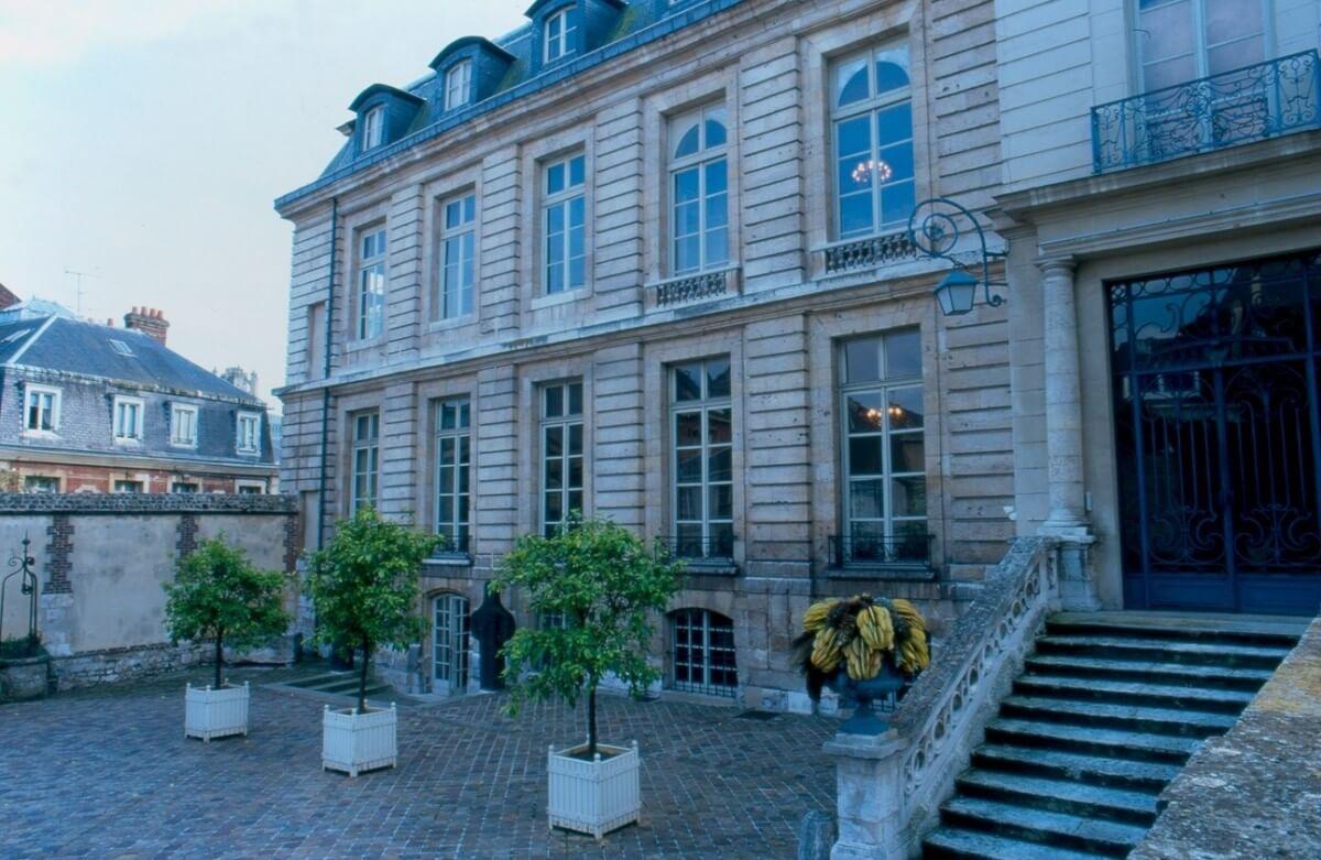 Musée de la Céramique in Rouen, France