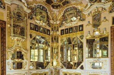 Interior Rastatt Favorite Palace