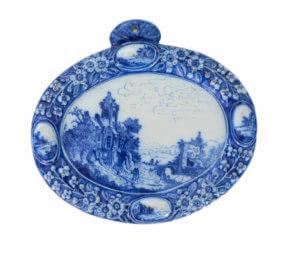Delftware Plaque Aronson Antiquairs