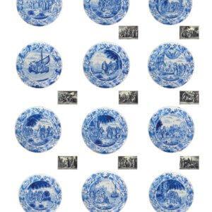 Antique Biblical Plates Aronson Antiquairs