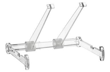 Adjustable Plate Stand – 20×17 Cm.