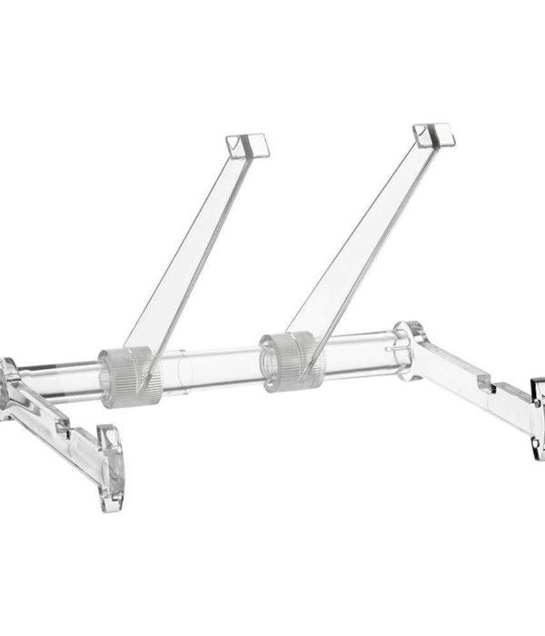 Aronson Antiquairs Adjustable Plate stand 20x17 cm