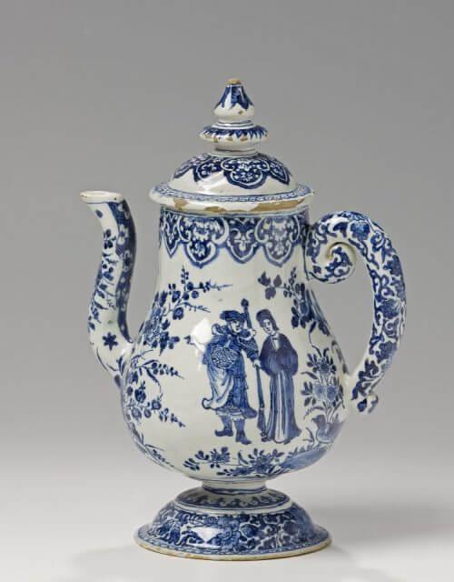 Antique Delftware Aronson