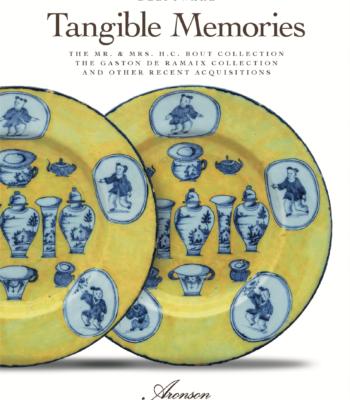 Delftware, Tangible Memories, Catalogue 2018