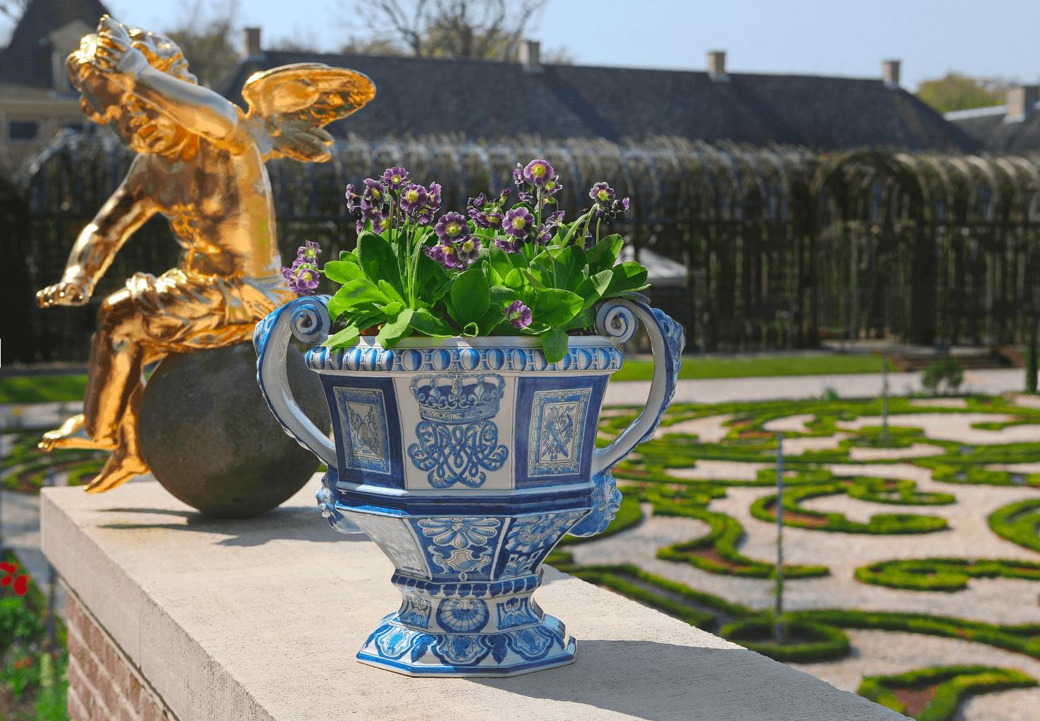 Aronson Antique Delftware