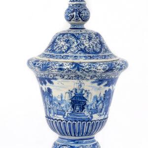 Delftware Vase Aronson Antiquairs