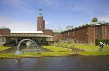 Museum Boijmans Van Beuningen In Rotterdam, The Netherlands