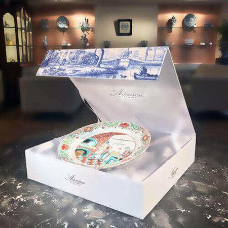 Giftbox plates