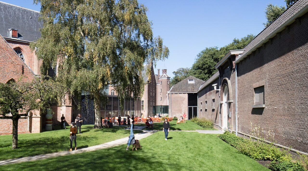 The Centraal Museum of Utrecht, Netherlands