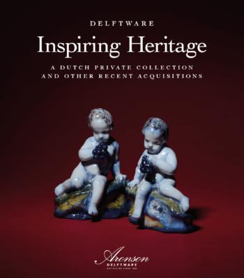 Delftware, Inspiring Heritage, Catalogue 2019