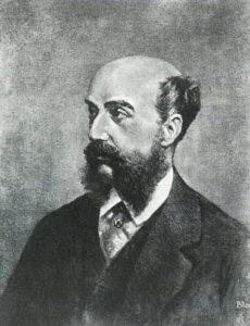 Portrait of John F. Loudon, circa 1880