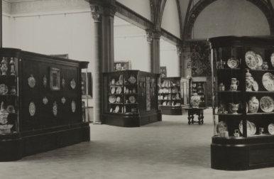 Delfts Aardewerk Eregalerij Rijksmuseum Amsterdam