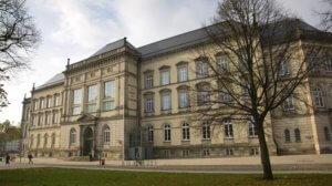 The Museum Für Kunst Und Gewerbe Exterior