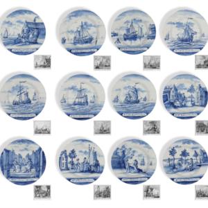 Herring Fishing Dishes