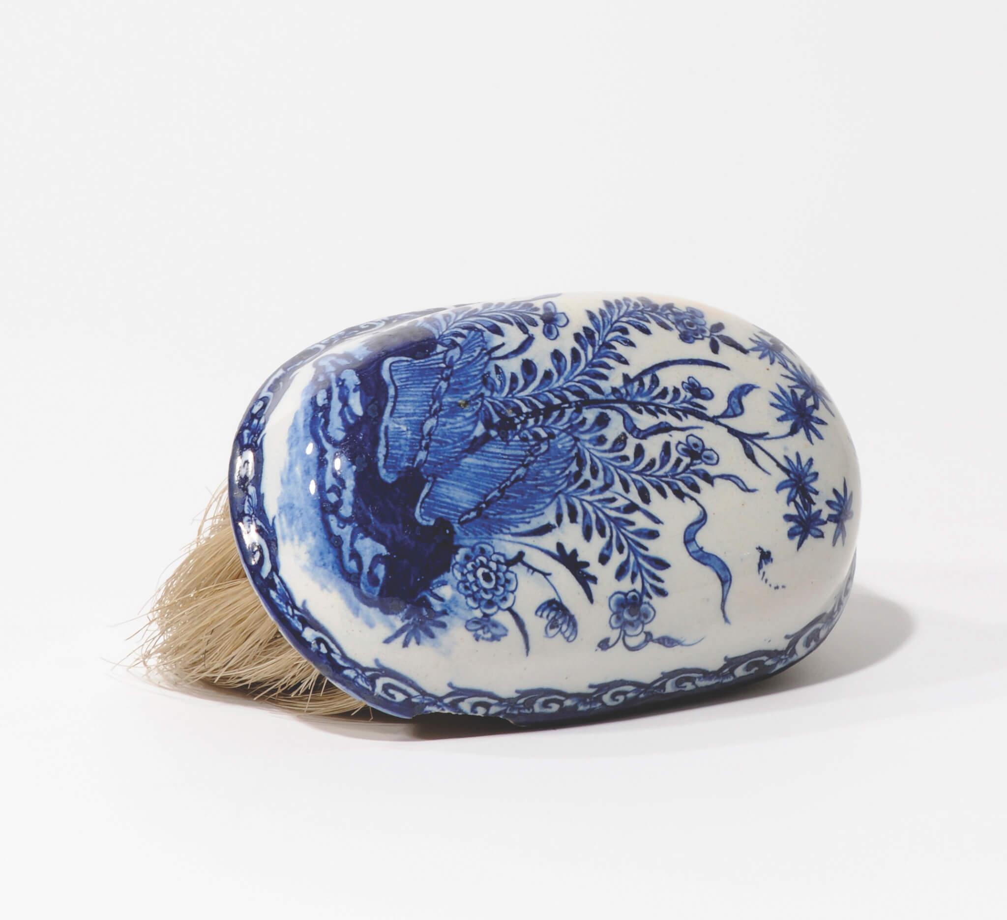 Delftware Brush Backs