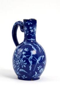 D1723 Persian Blue Ewer Delftware