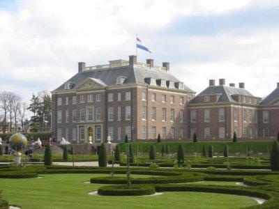 Paleis Het Loo Apeldoorn Exterior