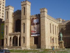 Wadsworth Atheneum Museum Exterior