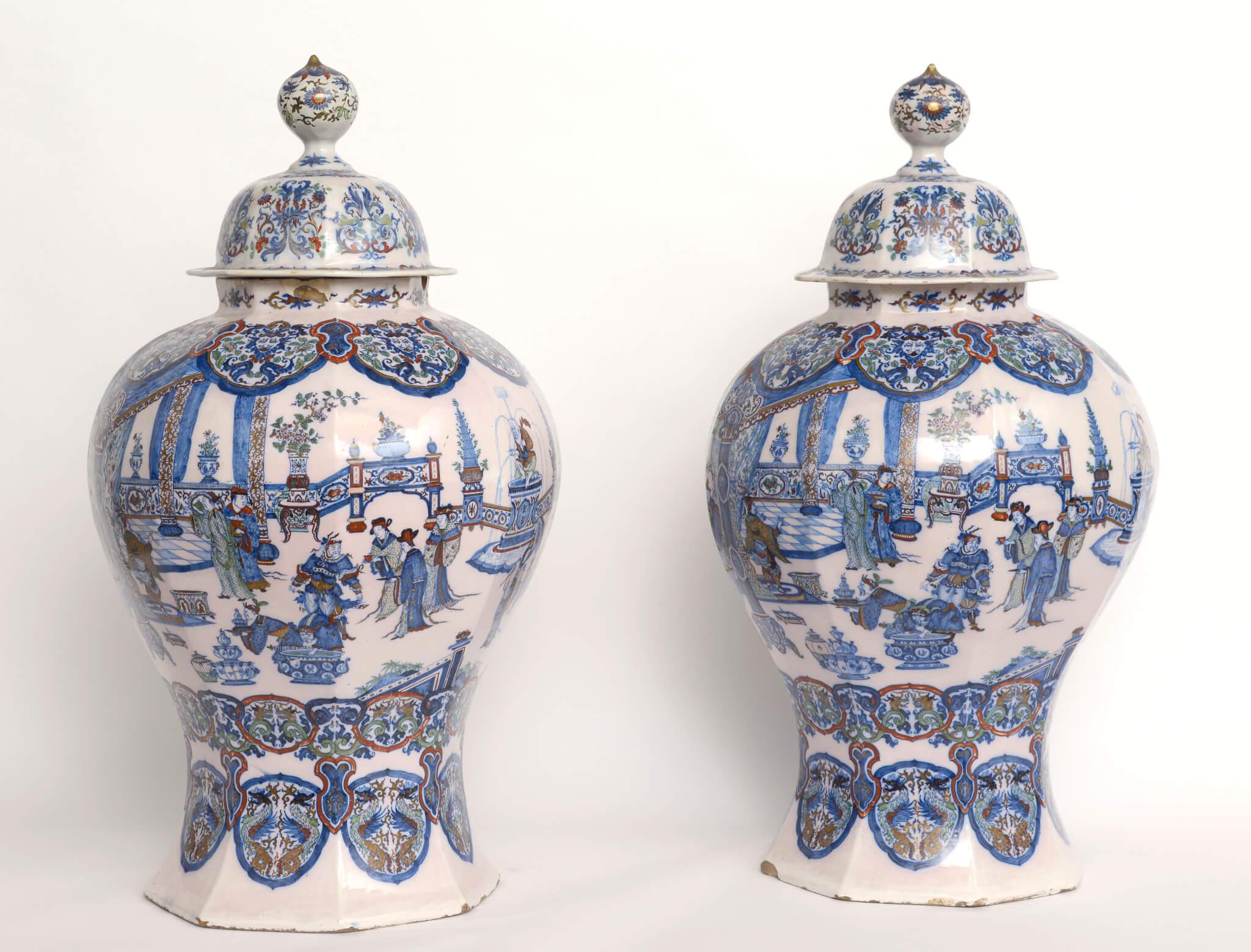 Hoppesteyn vases