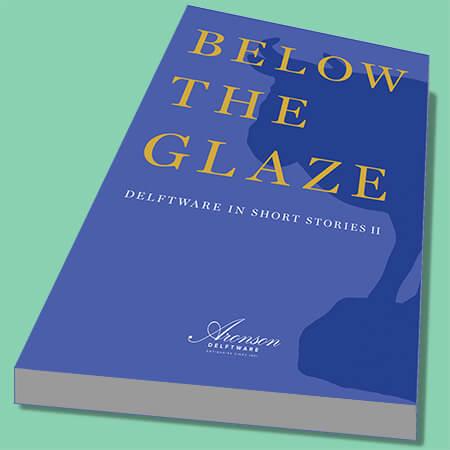 Below The Glaze II Cover Aronson Delftware