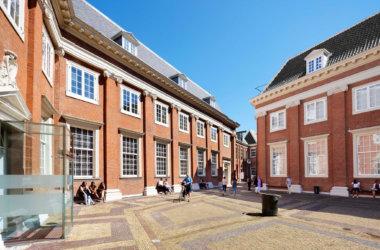 Exterior Amsterdam Museum