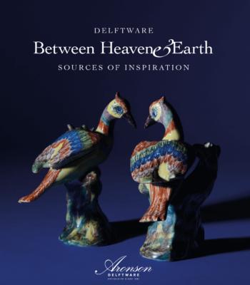 Delftware, Between Heaven & Earth, Catalogue 2020