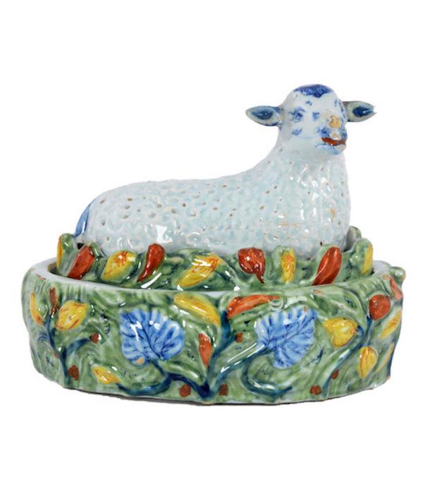 sheep tureen