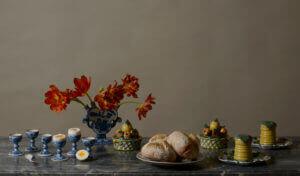 Delftware Banquet