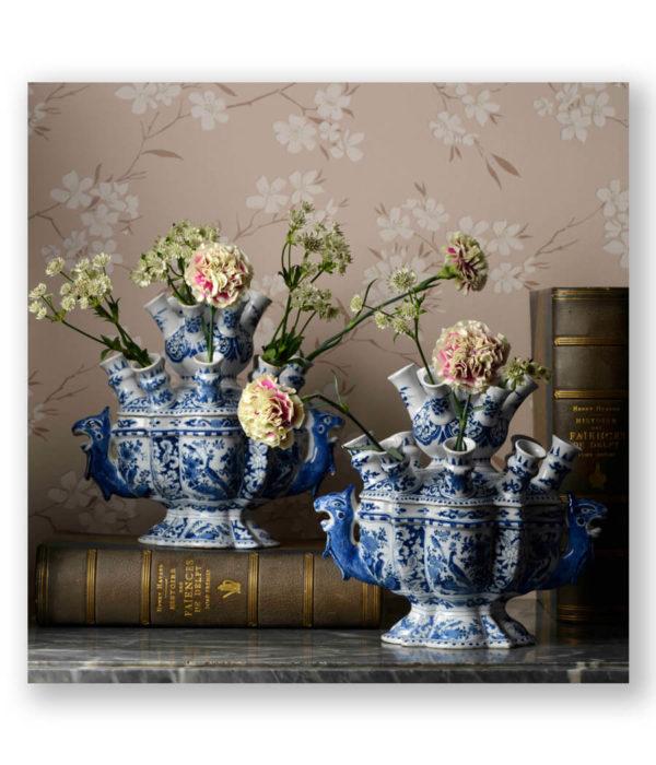 Modern Delftware photography
