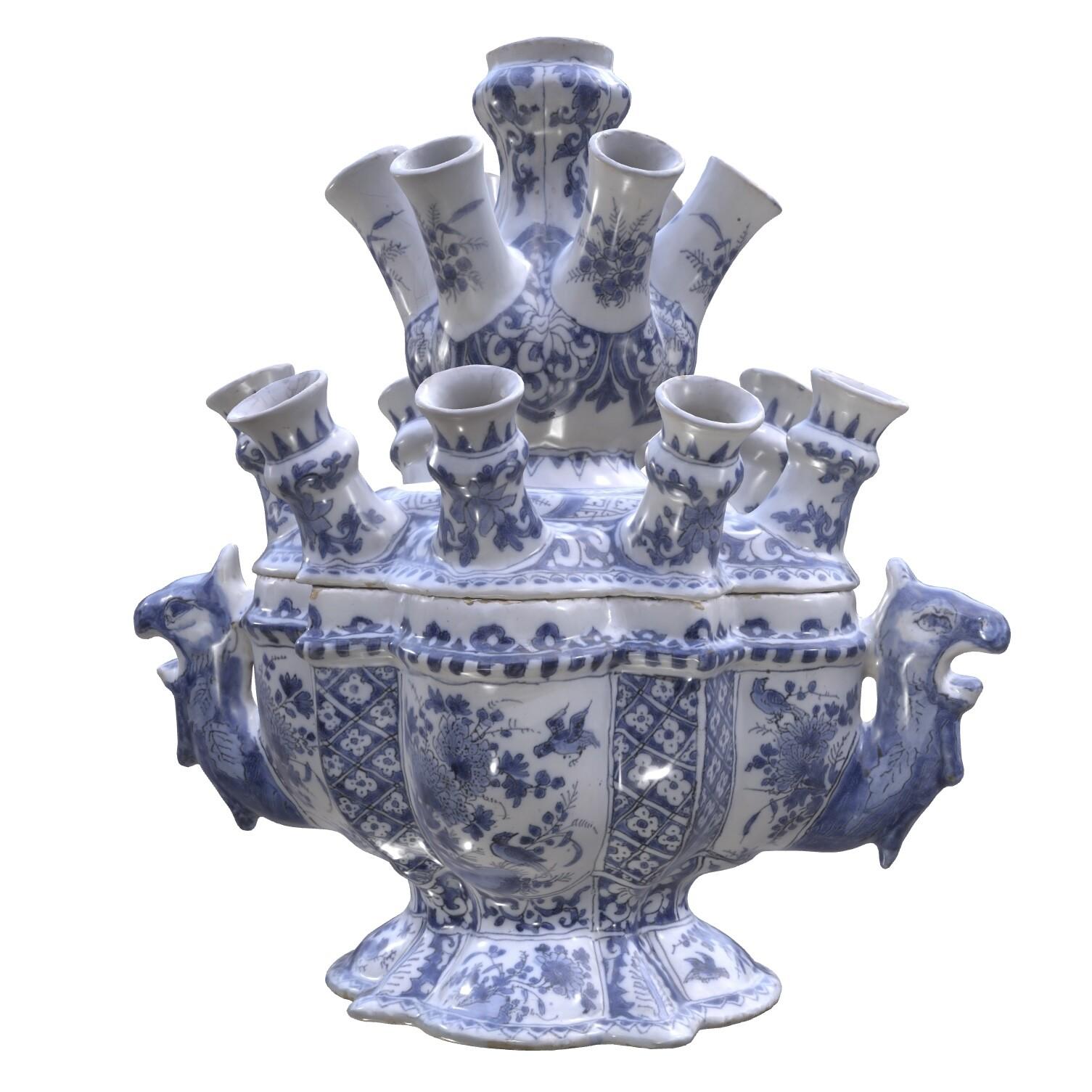D2118 Flower Vase AK