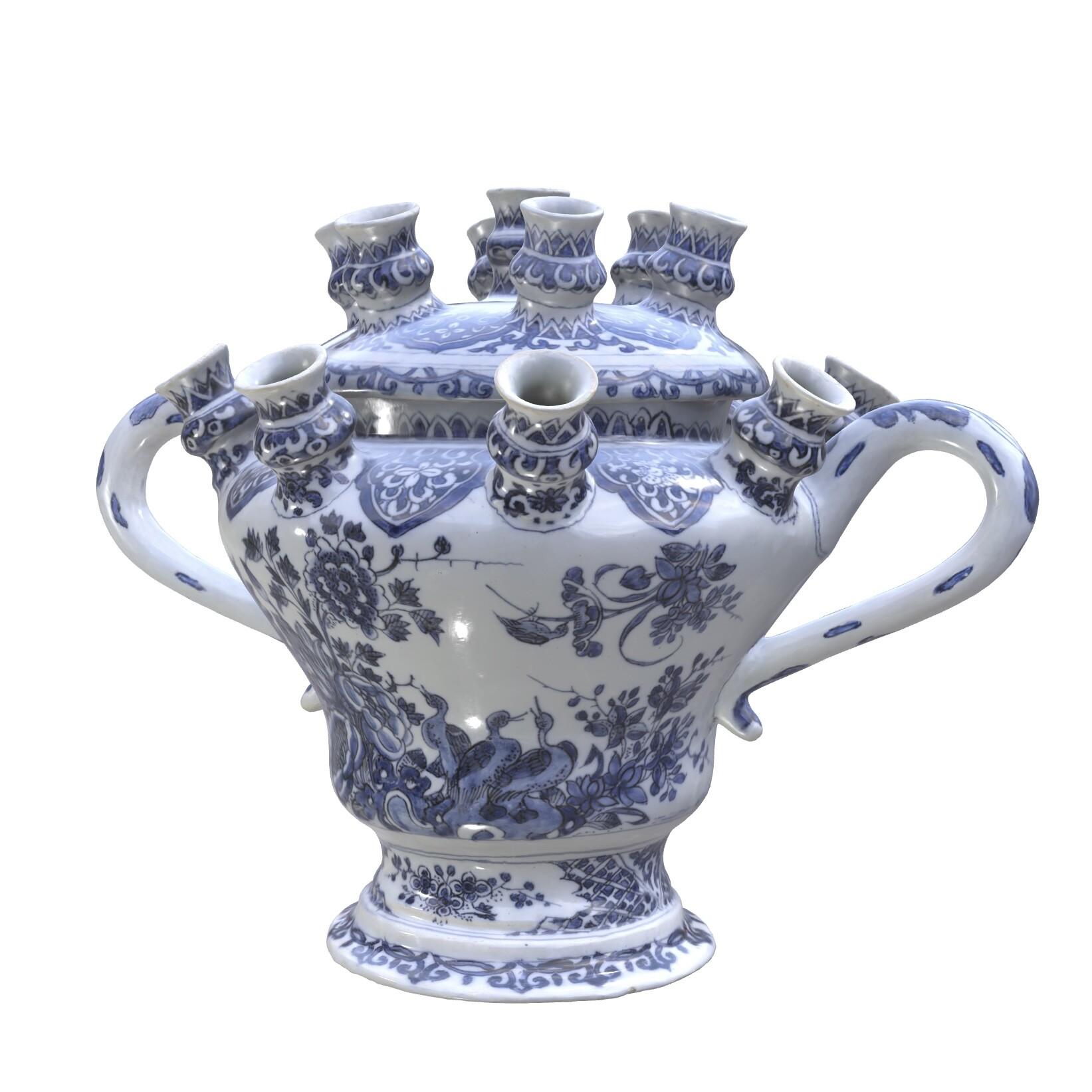 D2117 Flower Vase SVE