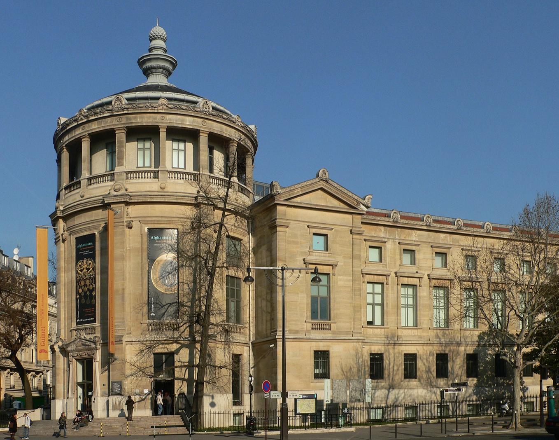 Musée national des Arts asiatiques-Guimet, Paris