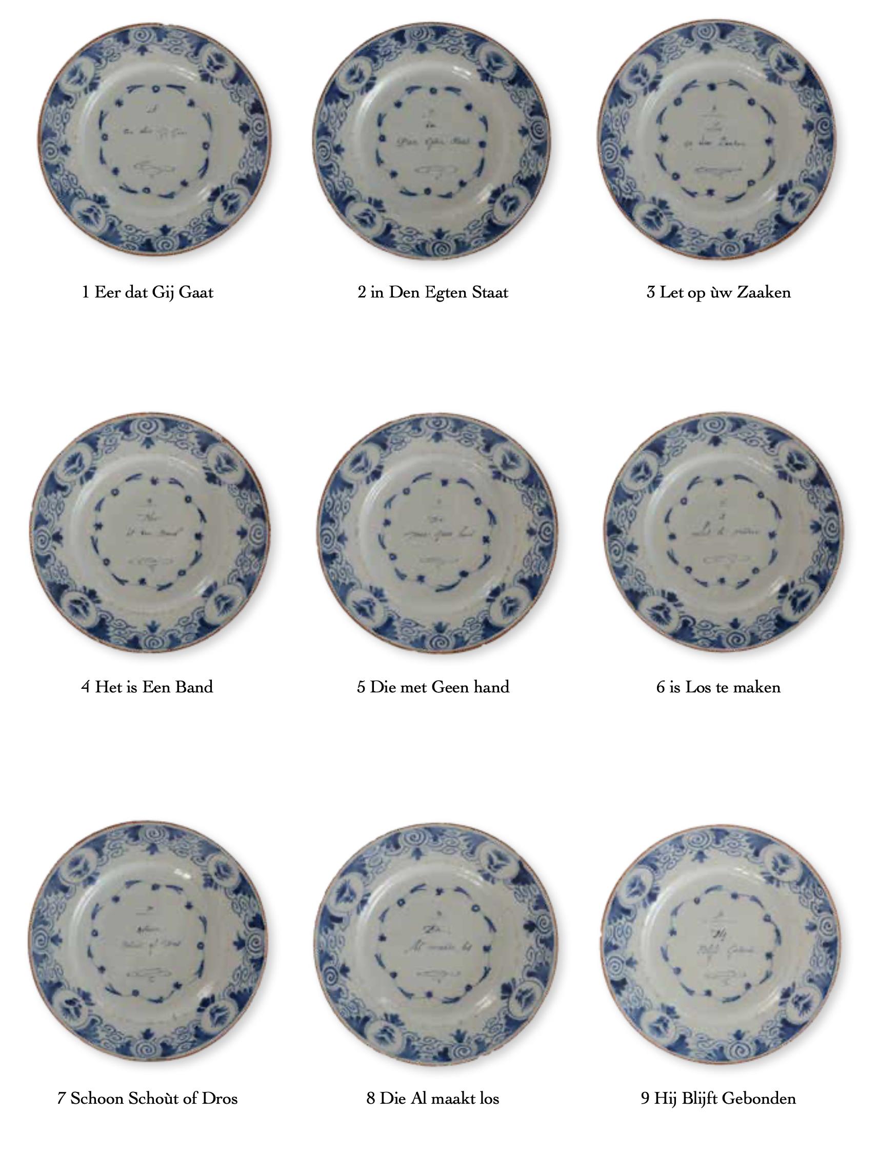 d2145. Nine Plates
